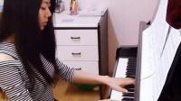 美女弹唱-《七里香》
