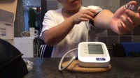 欧姆龙血压仪使用
