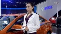 【拍客】上海车展车模变身礼仪小姐素颜拼颜值