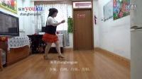小红的舞广场舞 嬉闹荷塘 25步舞蹈 最新广场舞教学版 原创