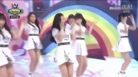 【蓝烟】Oh My Girl - Cupid  冠军秀(150429现场)
