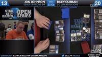 SCGCLE - Round 3b - Jon Johnson vs Riley Curran-U