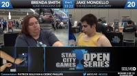 SCGCLE - Round 2 - Brenda Smith vs Jake Mondello-