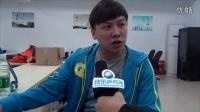 快乐乒乓网采访陈玘  观致汽车杯总决赛