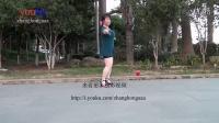 小红的舞广场舞 红尘情歌(背面分解动作与演示)32步广场舞教学版 原创