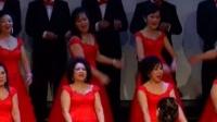 陈忠义影音频道 - 菲乐合唱团《娜鲁湾情歌》,第八届雅加达校园合唱节,2015年2月1日