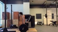 動作比較:傳統硬舉、直腿硬舉、羅馬尼雅硬舉