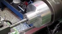 车床 车床的工作 金属加工