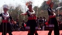 苗族舞蹈 向阳 昆明苗族舞蹈 苗族歌曲Hmoob