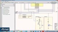 AVR入门: 读取I-O作输入讯息和打开LED (#4)