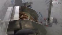 SQY-300高速裁断往复式切药机-新鲜良姜切段试机
