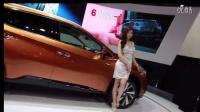 2015韩国首尔车展 靓丽车模NO.05