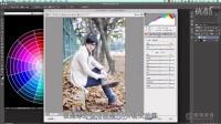 Photoshop人像后期处理教程PS教程 摄影后期处理 人物精修 五官处理 第04课 色调调整