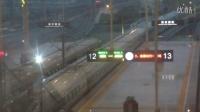 沪汉蓉客运专线南京南站 G9475次 合肥南——上海虹桥 CRH380D型动车组列车固定重联编组