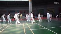2015年徐州市第三届社区武术总决赛(42太极剑)