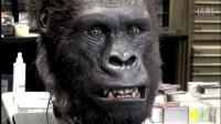 动物园看守(Zookeeper)大猩猩Bernie电子机械头部模型