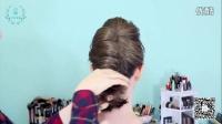 【小楠时尚频道】短发两款法式盘发French Twist & Half Updo for Short hair!