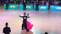 2015第九届《舞动中原》国际标准舞公开赛(钟玮健、王洋)华尔兹