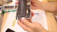 iphone6 plus拆机后。。悲剧了。。。