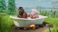 部落冲突:野猪骑士的召唤(官方电视广告)