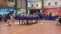 2015下沙乒乓球男单决赛2计量小强vs学林小学高手