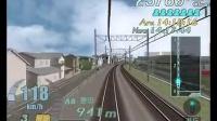 东京地铁电车 中央线 E351系 特急 新宿——八王子