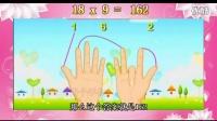 一分钟手指速算趣味学习法,一分钟速算