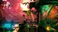 [魔幻风解谜]Trine2中难全收集-孤独荒野
