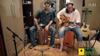 【箱鼓伴奏】卡洪鼓cajon与木吉他演奏布鲁斯节奏《Rock'n'roll》(箱鼓论坛cajon.cn)