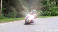 引擎的音樂Mulholland Riders BR 02 - BMW Suzuki Kawasaki Yamaha & Honda Superbikes
