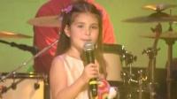 5岁混血女孩唱的歌-世上只有媽媽好。很感人又好听。。。