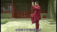 陈式太极拳老架一路教学 第65式:指裆捶 _标清_标清