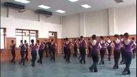 蒙古族舞肩部训练组合