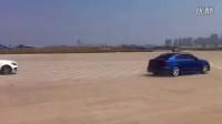 奥迪S3  VS   AMG A45