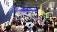 杰维斯花式台球10期 广州台球展现场表演 徐杰中国花式台球第一人
