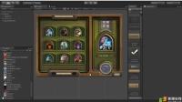 泰课在线公开课 炉石传说开发 2 开发游戏角色选择界面和对战界面