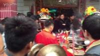 2015武汉黄陂丰家田玩狮子(1)