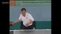 直板正手攻球 乒乓球教学