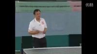 直板正手攻球技术 乒乓球教学