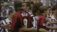 1998-1999赛季意甲 尤文0-2米兰 RAI