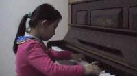 王睿涵演奏中国钢琴曲《阿坝夜会》作曲:黄虎威