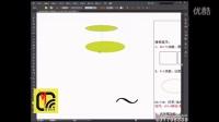 AI教程AI入门到精通AICS6_软件_矩形 圆角矩形 椭圆工具的绘制