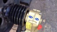 单缸柴油机 拖拉机 三轮车 新型调速 变速 皮带轮