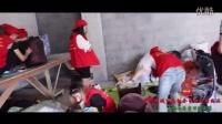 《贵州傩城公益》整理社会爱心人士捐赠的衣物