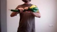 国外魔术气球教学分享-忍者龟-第一部份