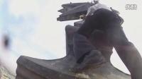 【恐高勿入】第一视角看国外牛人徒手无保护爬138米屋顶塔尖