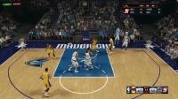 【GT】《NBA2K15》湖人绝境重生—黑曼巴逆转