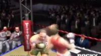 Female Champ Knocks Out Male Boxer