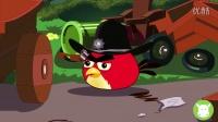 愤怒小鸟之行尸走肉版动画 第一季 02 世界消失了