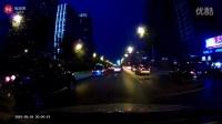 极路客北京东三环夜间行驶视频